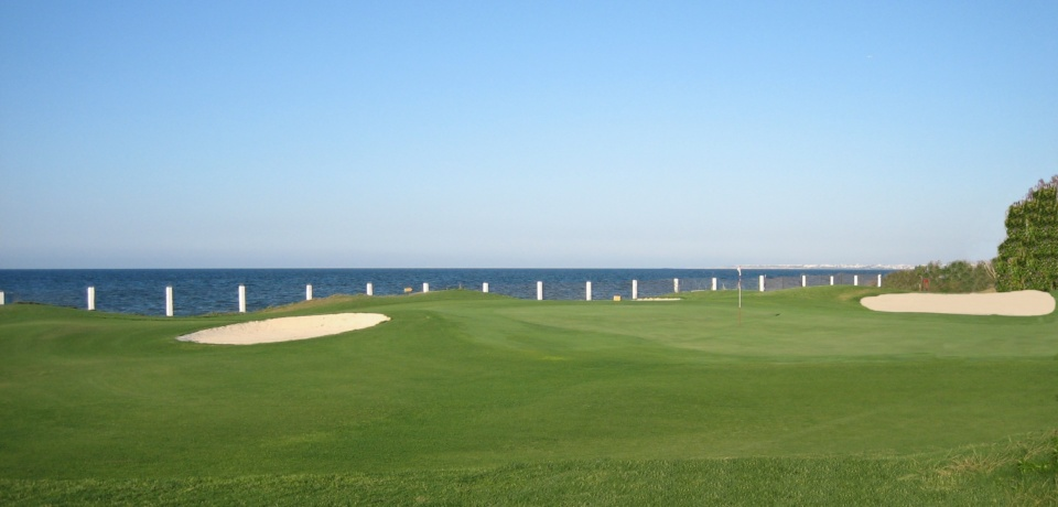 Stage carte verte Golf Palm Links Monastir Tunisie