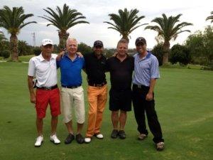 9 trous avec Pro Golf Yasmine