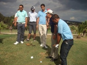 Stage Initiation Golf Hammamet