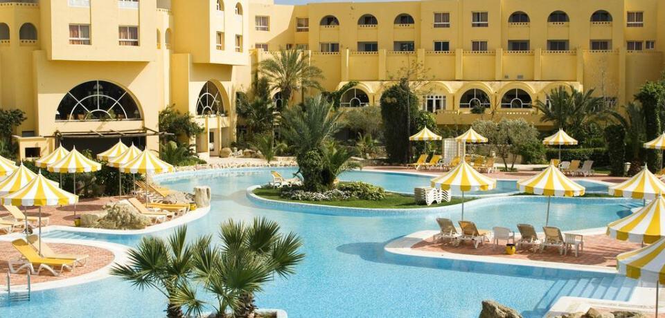 Service de réservation d'hôtels et de logements privés Hammamet Tunisie