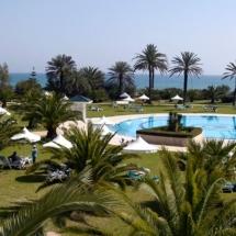Hotel Oceana Hammamet (Tunisie)