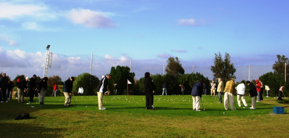 1 jour d'initiation Golf a Carthage Tunis Tunisie