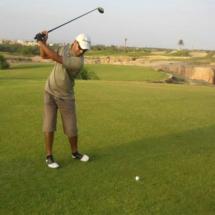 Stage Golf des Oasis Tozeur