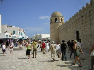 Promotion excursion Hammamet