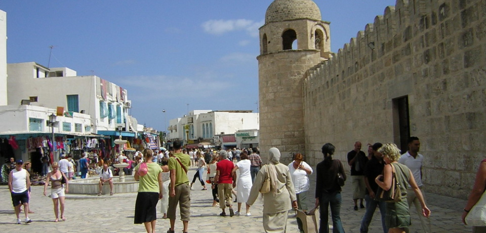 Excursion à Sousse pour un Groupe Tunisie