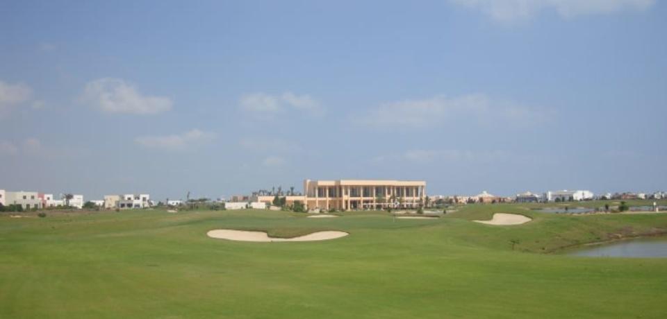 Parcours de Golf à Tunis Tunisie