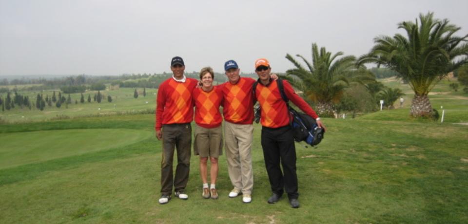 Réservation Green Fee au golf Yasmine Hammamet Tunisie