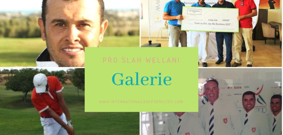 Galerie Pro de Golf Sleh WALLANI