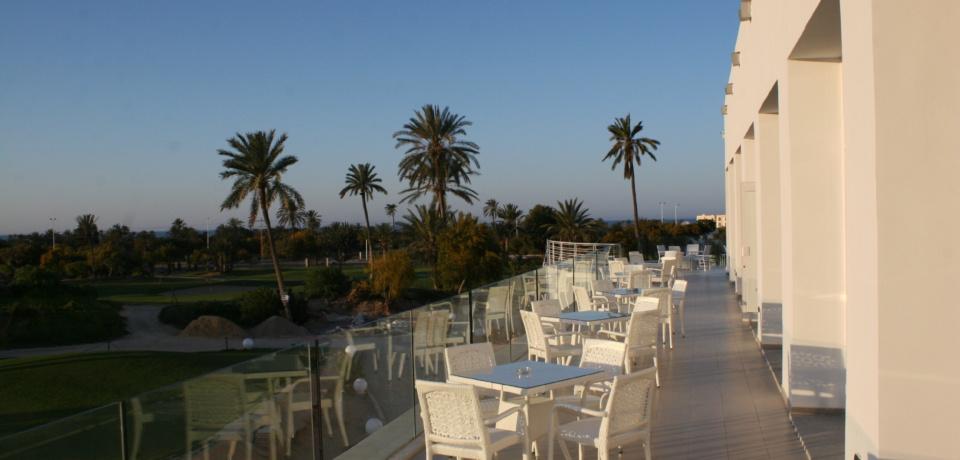 Réservation Golf au parcours L'Acacias Djerba Tunisie