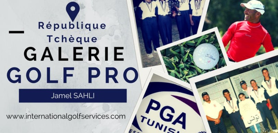 Galerie Golf Pro Jamel Sahli PGA Tunisie