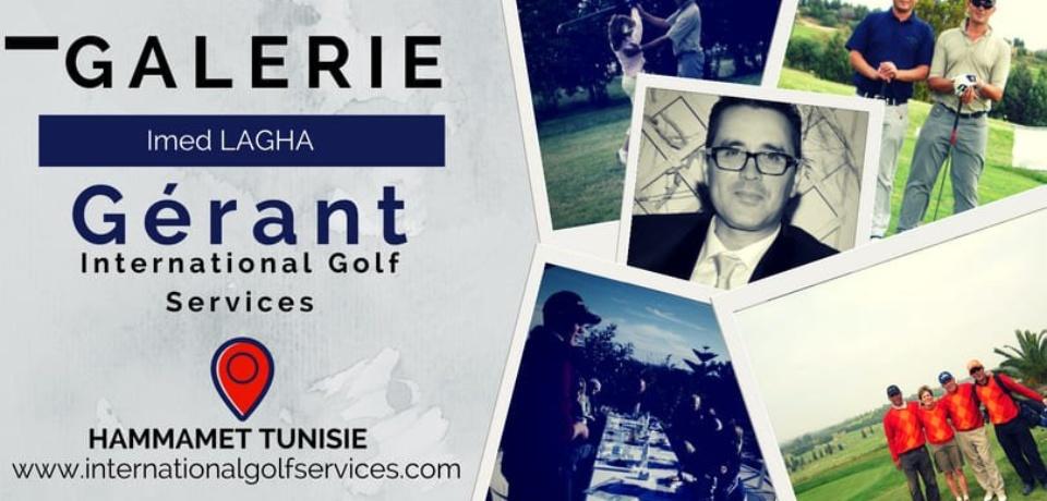 Galerie Golf Pro Imed LAGHA
