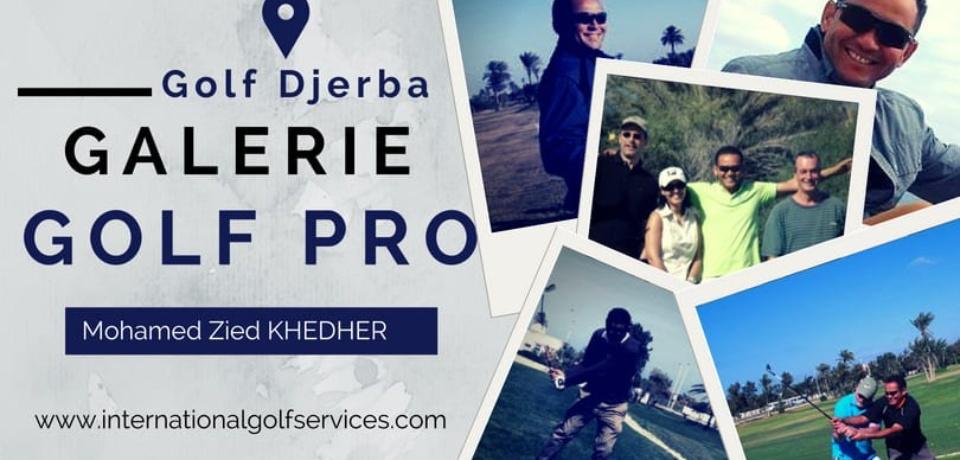 Galerie Golf Pro Mohamed Zied KHEDHER Golf Djerba Tunisie