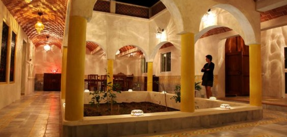 Maisons d'hôtes et les gites ruraux à Sousse Tunisie
