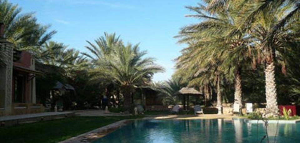 Réservation des maisons d'hôtes pour groupes Tozeur Tunisie