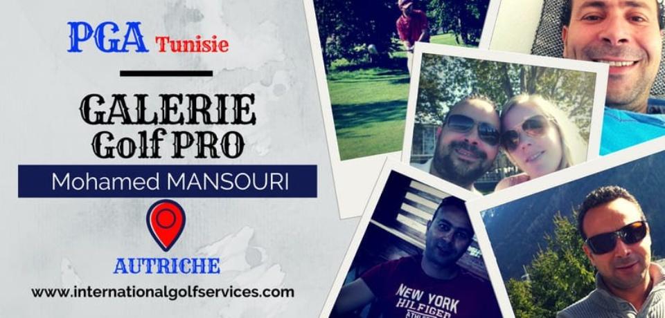 Galerie Golf Pro Mohamed MANSOURI