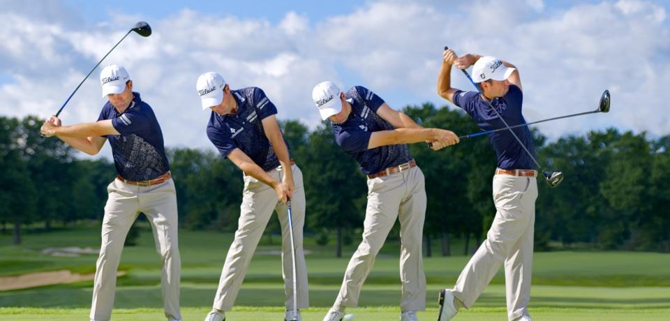 Le Swing de Golf Moderne