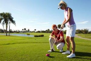 Initiation Golf Palm Links