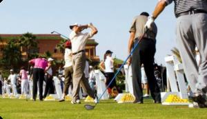 Découverte Golf Groupe Tozeur
