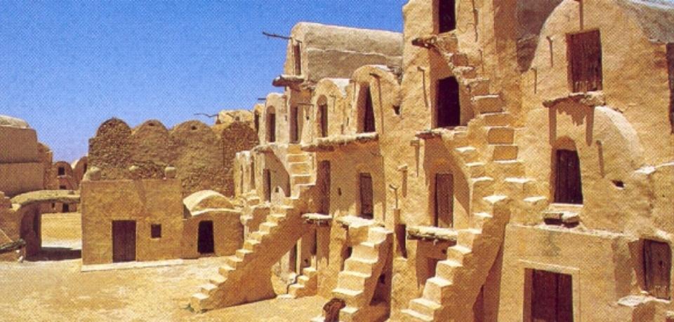 Séjour voyage hôtel pour group au Sud Sahara Tunisienne