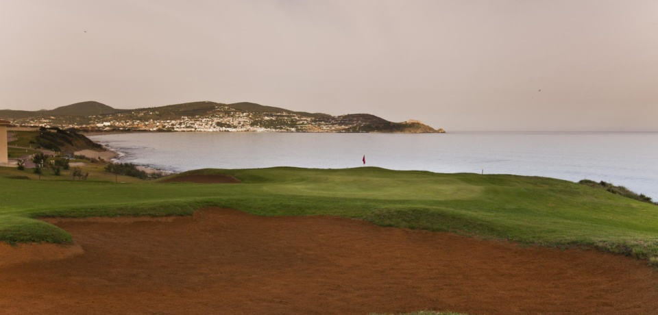 Stage d'initiation 4 jours 02 heures au Golf Tabarka Tunisie