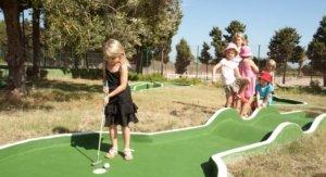 Stage de golf Groupe Tunis