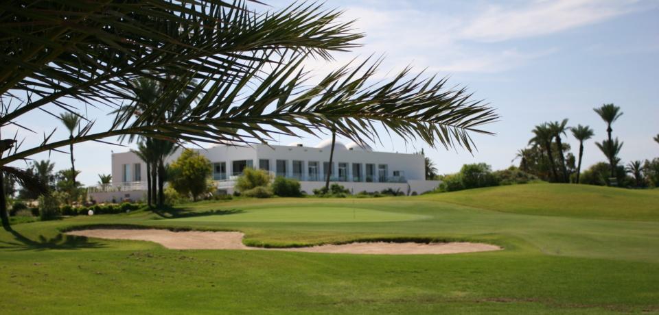 Réservation Tee-Time au parcours L'Acacias à  Golf Djerba Tunisie