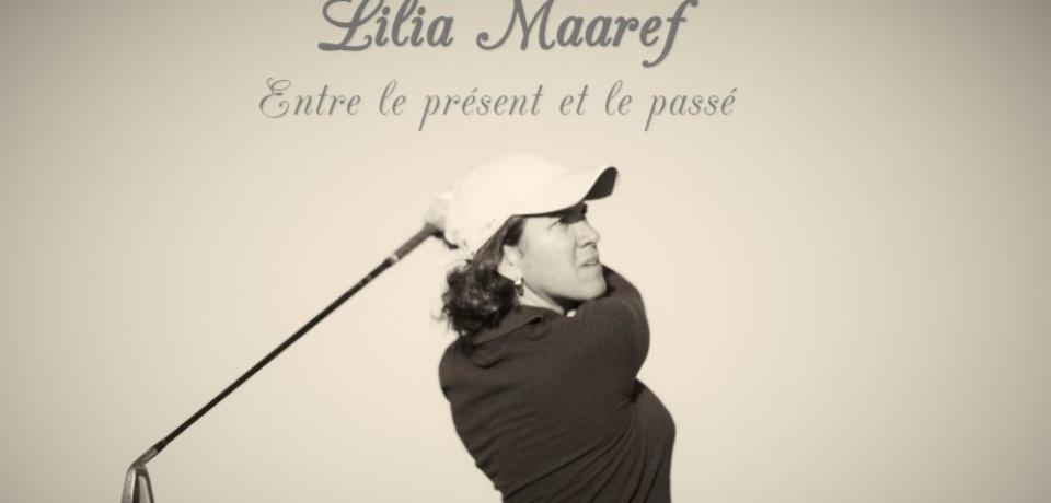 CV Pro de golf Lilia Maaref PGA Tunisie