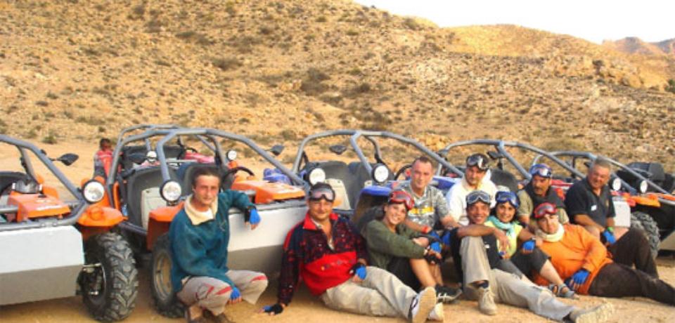 Excursion pour groupes au Sud Tunisien