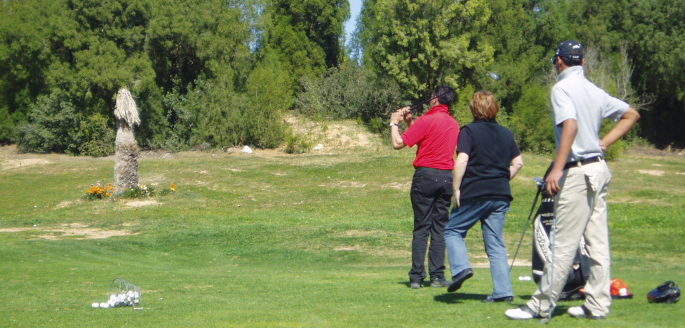 2 jours cours d'introduction au Golf Yasmine Hammamet Tunisie