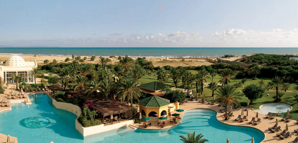 Stages de golf en Goupe à Tunis Tunisie
