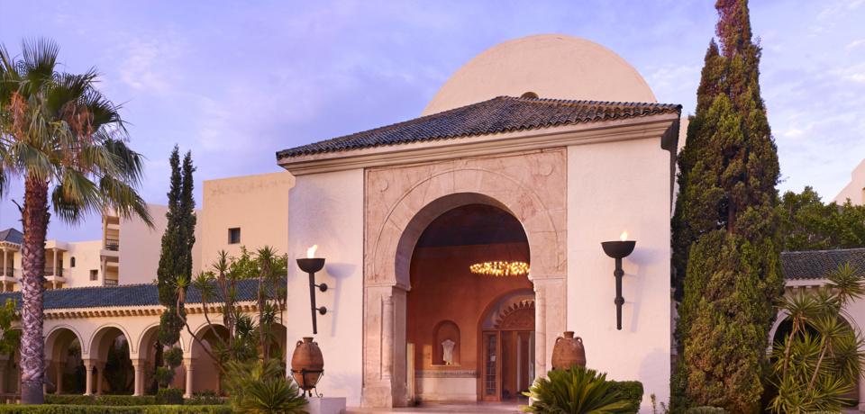 Parcours de golf Résidence Gammarth Tunis Tunisie