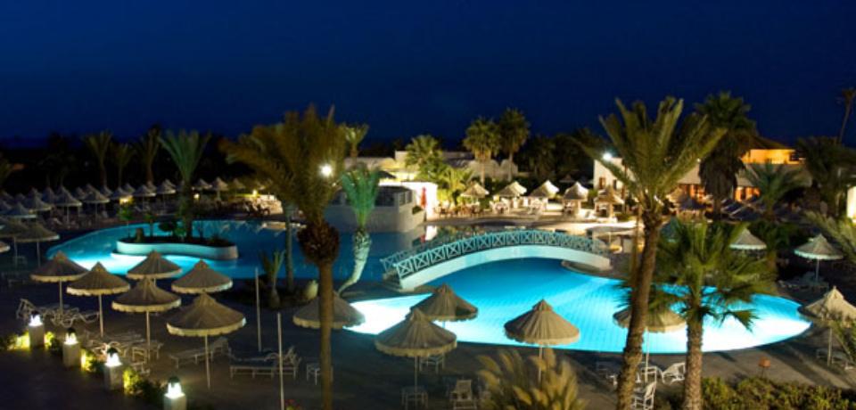 Réservation hotel à Djerba pour groupes