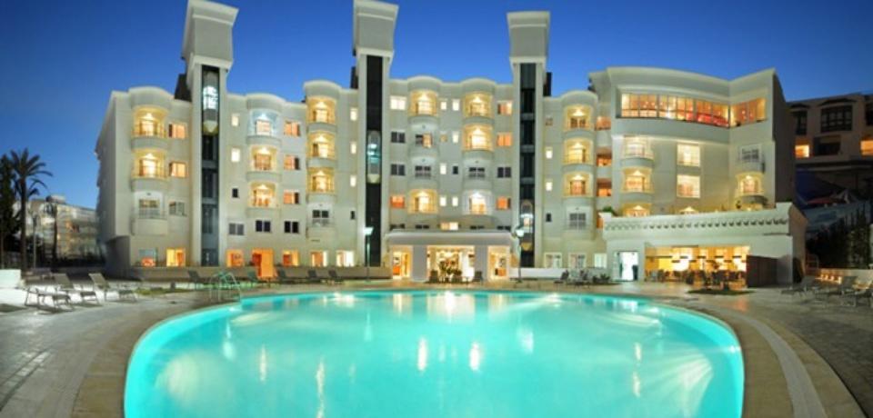 Service de réservation d'hôtels à Carthage Tunis