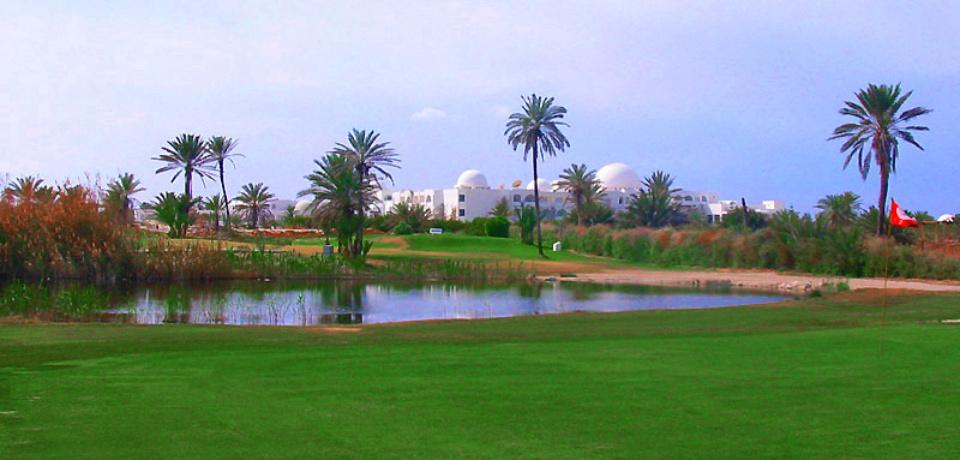 Parcoure Golf à Djerba