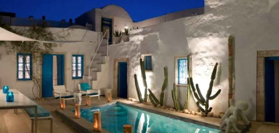 Les meilleurs hôtels à Tozeur Tunisie