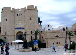 Excursion groupe a Monastir