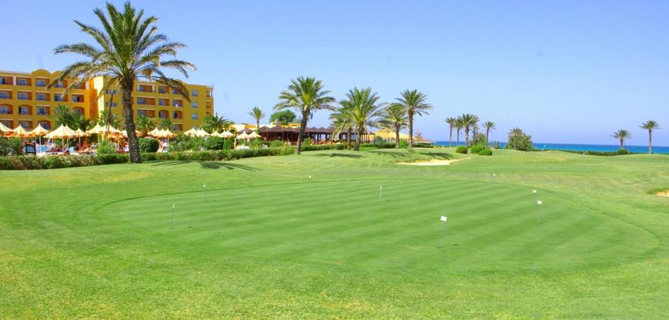 Réservation des stages de Golf à Mahdia Tunisie