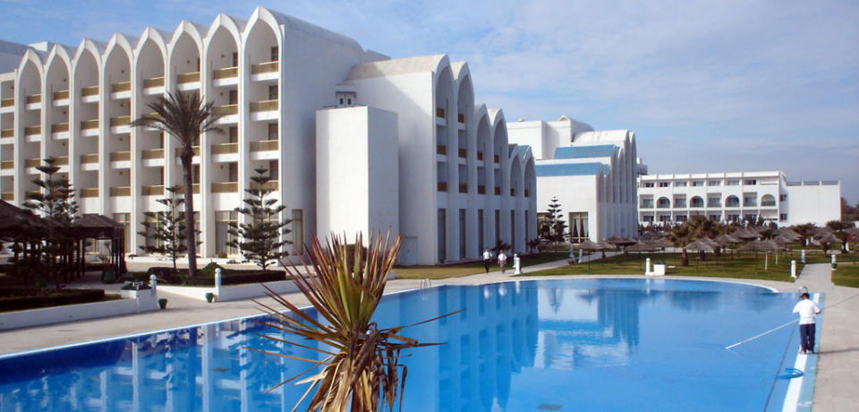 Réservation hotel pour des groupes à Monastir Tunisie