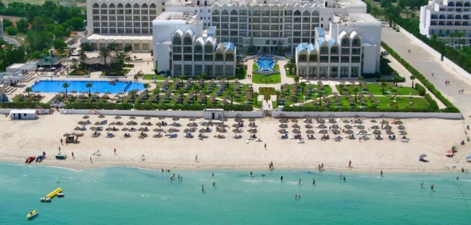 Service de réservation Golf hôtels prés du Flamingo Monastir Tunisie