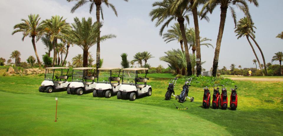 Stage de golf pour groupes à Djerba Tunisie