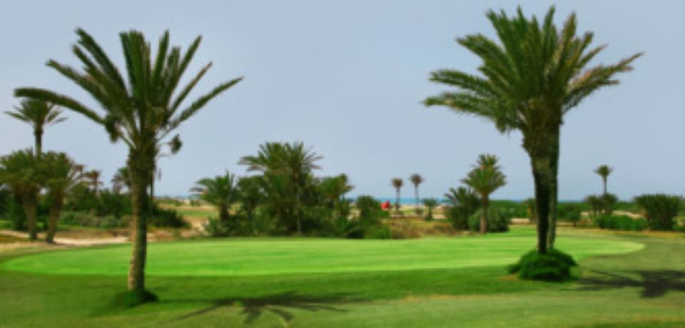 Réservation Golf au parcours La Mer Djerba Tunisie