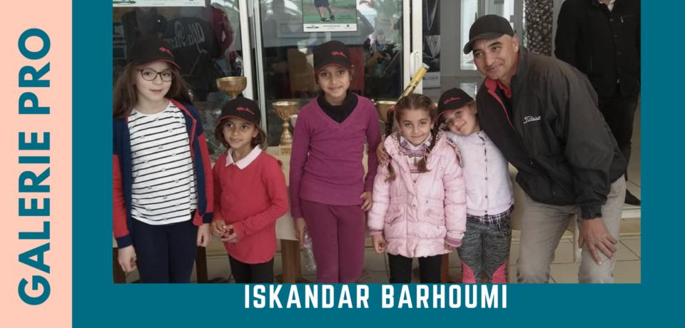Galerie de Photo Pro de Golf Skandar Barhoumi