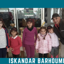 Galerie de Iskander BARHOUMI