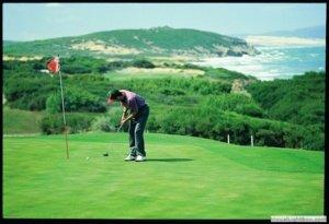 Découverte Golf Tabarka