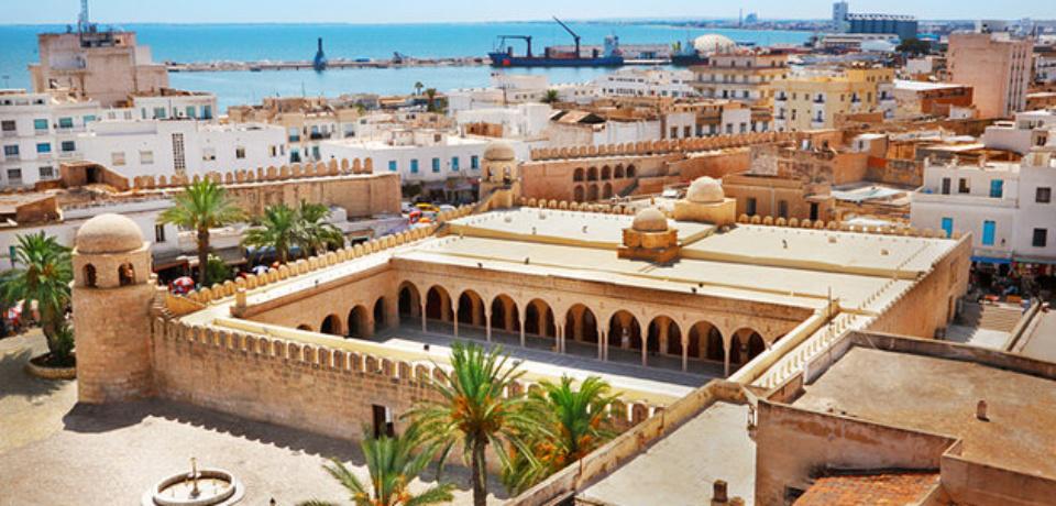 Présentation de la ville de sousse en Tunisie
