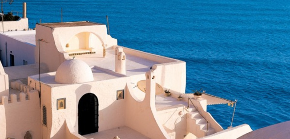 Maison d'hôtes en Tunisie