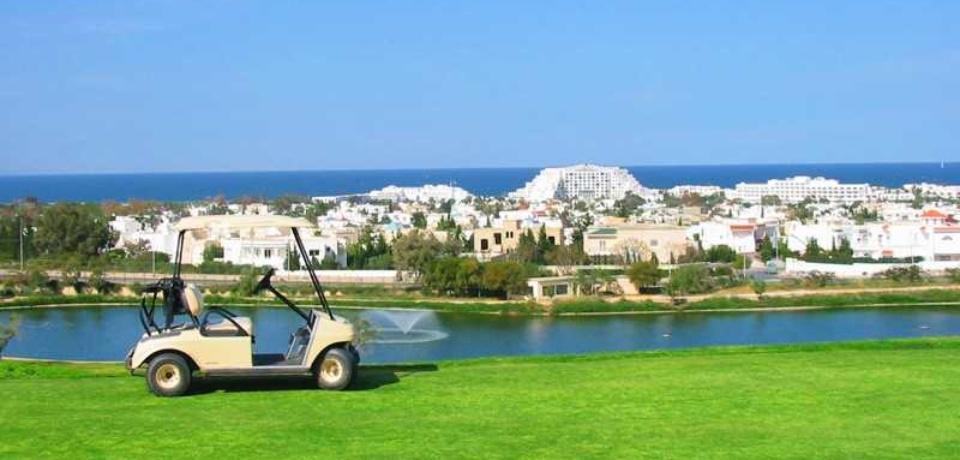 Réservation des stages de Golf au parcours Sea Course d'El Kantaoui Tunisie
