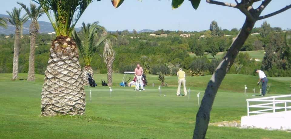 Réservation Golf Tee-Time à Hammamet Tunisie