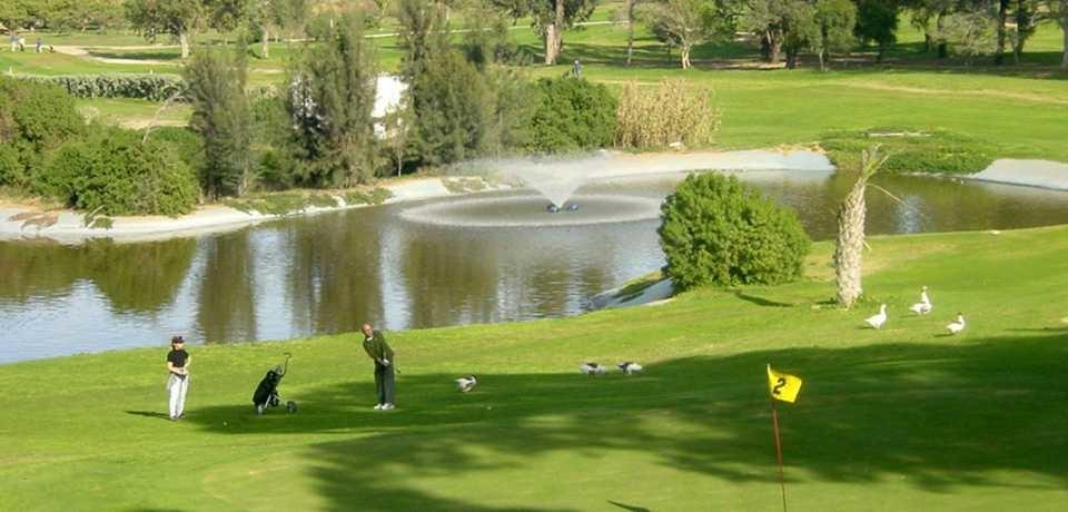 Réservation Golf à Tunis Tunisie