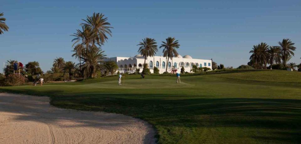 Réservation des Forfait et package au parcours Les Palmiers à  Golf Djerba Tunisie